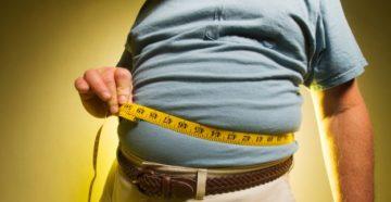 Ожирение и ненормальная тучность